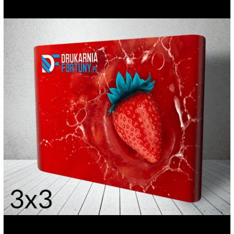 Ścianka ECONO 3x3 DrukarniaFortuny.pl