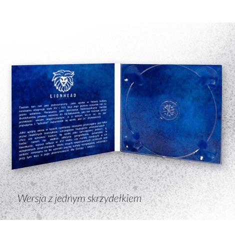 Opakowania CD i DVD