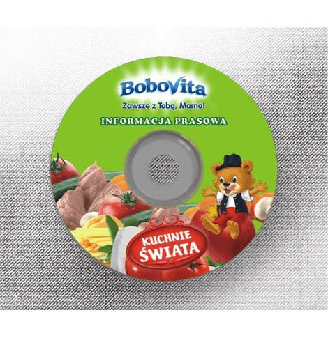 Naklejki na płyty CD